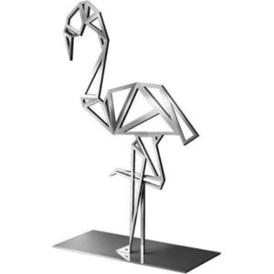 9-foot-tall flamingo