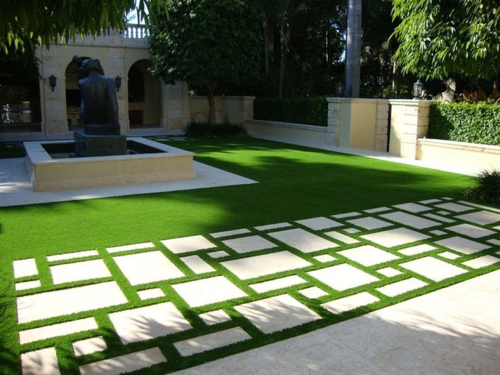 25+ Beautiful Artificial Turf Ideas On Pinterest | Fake Lawn regarding Artificial Grass Garden Designs - callmethirsty.com