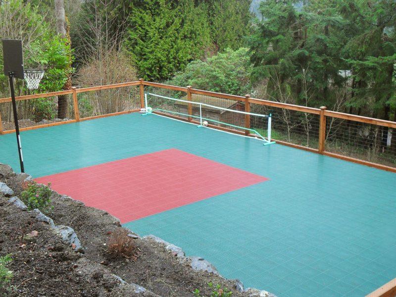 TB sport court
